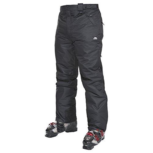 Trespass Bezzy - Mono de esquí para Hombre, Color Negro, Talla XL