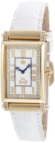 Juicy Couture 1900697 - Reloj de Pulsera Mujer, Piel
