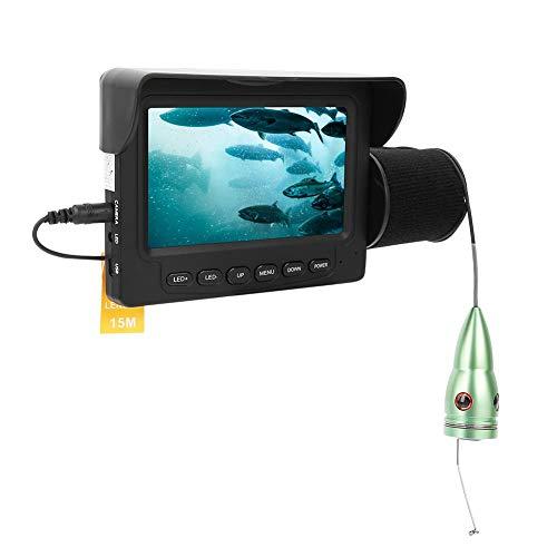 Garsent Unterwasser Fischfinder Kamera 4.3