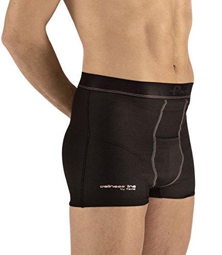 medizinisch zugelassen–Italienisch Leistenbruch Boxer Shorts–Lieferung zu NHS für leistenbruchs Eindämmung, Pre & Post Leistenbruch Operation (groß)