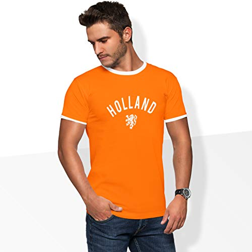 World of Football Player Shirt Holland Sneijder schwarz - S