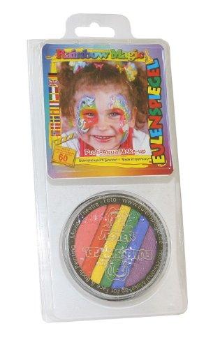 Eulenspiegel Rainbow Magic 203200 Profi Aqua Schminkfarbe, 35 g/20 ml