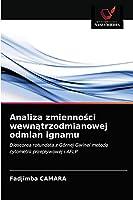Analiza zmienności wewnątrzodmianowej odmian ignamu: Dioscorea rotundata z Górnej Gwinei metodą cytometrii przepływowej i AFLP