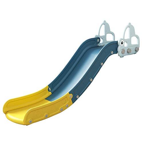 QULONG Slide The Swing, Tobogán para sofá para niños, Primer tobogán para niños, Juego de Juguetes para Interiores para niños de 3 a 8 años Juguete para Jugar al Aire Libre para niños