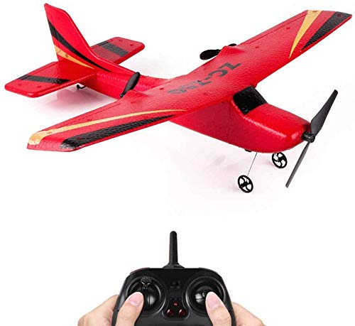 s-idee® 01925 Rc Flugzeug S50 ferngesteuert mit 2.4 Ghz Technik mit Lipo Akku