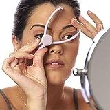 BEAUTYBIGBANG Appareil d'épilation pour le visage - Appareil d'épilation - Pince d'épilation - Fil pour le visage - Pince à cheveux - Enfile-aiguille