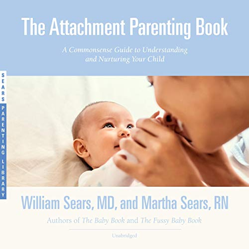The Attachment Parenting Book cover art
