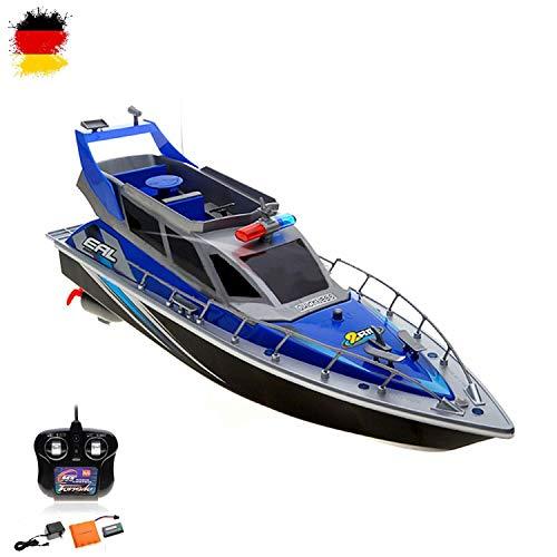 RC ferngesteuertes Polizeiboot Küstenwache...