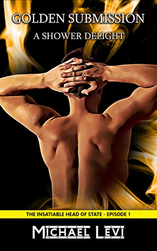 Golden Submission: A Shower Delight (Gay Bedtime) (The Insatiable Head of State Book 1)