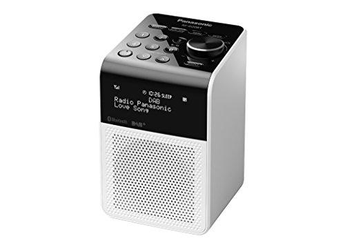 Panasonic RF-D20BTEG-W DAB+ Digitalradio weiß