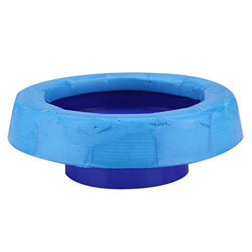 Anello di Tenuta igienica Scarico WC Universale e Flangia Resistente agli odori Guarnizione Resistente per vaschette Accessori da Bagno Elastici per Kit di Riparazione