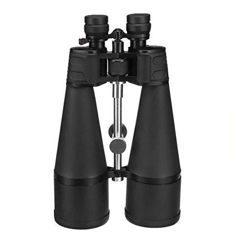 Prismáticos Adultos, Binoculares 30-260X160 Zoom potente Telescopio profesional HD Vison High Times Binocular de largo alcance para la caza Observación de estrellas Binoculares adultos al aire libre