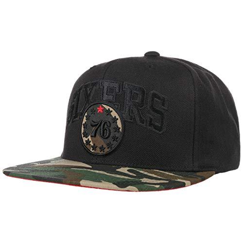 Mitchell & Ness Gorra Blind Camo 76ers& de Beisbol Baseball (Talla única...
