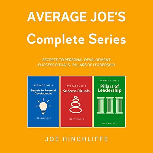 『Average Joe Complete Series』のカバーアート