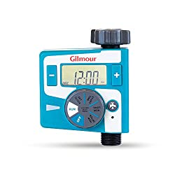 small Gilmour Water Supply Electronic Timer for One Socket