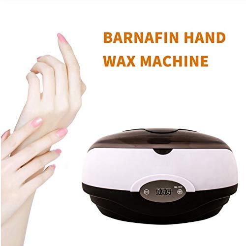 Máquina de cera de parafina, Baño de parafina de manos, Máquina de cera de parafina para manos y pies, Máquina de parafina de calentamiento rápido, Máquina de cera de parafina hidratante de la piel