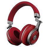 Bluedio Turbine T3 Extra Bass Wireless Stereo Headphones (Red)