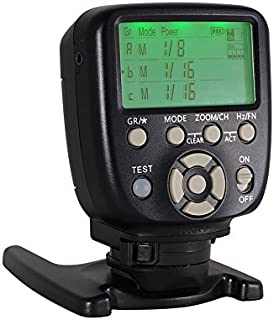 YONGNUO Upgraded YN560-TX II LCD Flash Trigger Remote Controller for Canon and YN560IV/III YN660 with Wake-up Function for...