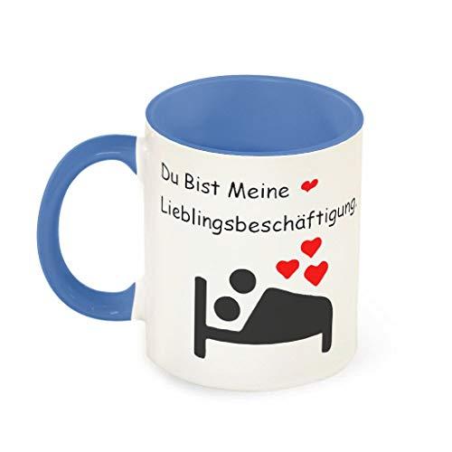 O5KFD & 8 11 OZ Du bist mein Lieblingskontung Koffiekop porselein Personal beker - Grappige bruiloftsgeschenken Kerstmis heden (dubbelzijdig bedrukken)