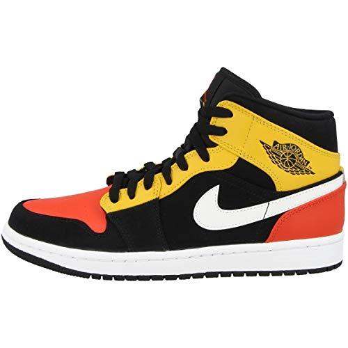 Nike Mens Air Jordan 1 Mid SE Basketball Shoe (10)