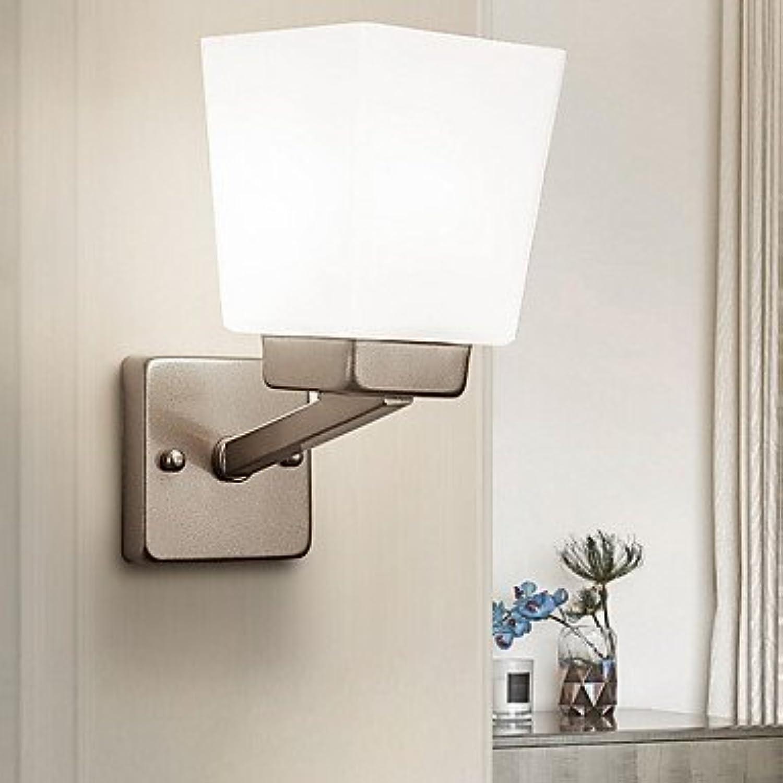 YYHAOGE Augenschutz Zeitgenssische Für Schlafzimmer Metall Wandleuchte 220V 40 W