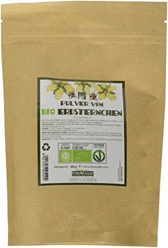 Erbavoglio Pulver Vom Bio-Erd Burzeldorn, 1er Pack (1 x 200 g)