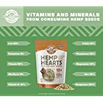 Manitoba Harvest Hemp Hearts Raw Shelled Hemp Seeds, Natural, 1 Pound - Packaging May Vary 3