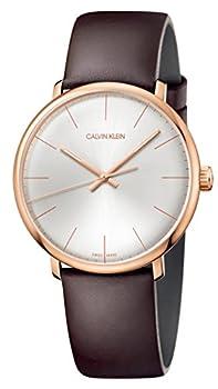 Calvin Klein High Noon Quartz Silver Dial Men s Watch K8M216G6