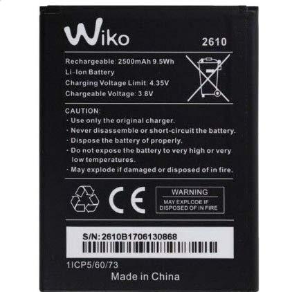 TPC - Bateria Original Wiko Jerry 2 (2610) 2500mAh, Bulk + Regalo