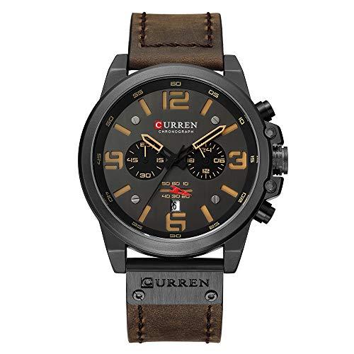 Reloj - CURREN - Para Hombre - MTY0052356803613DC