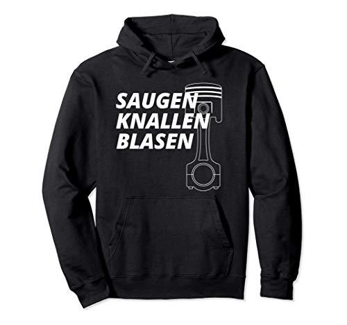 Saugen Knallen Blasen - Fst.Lane Pullover Hoodie