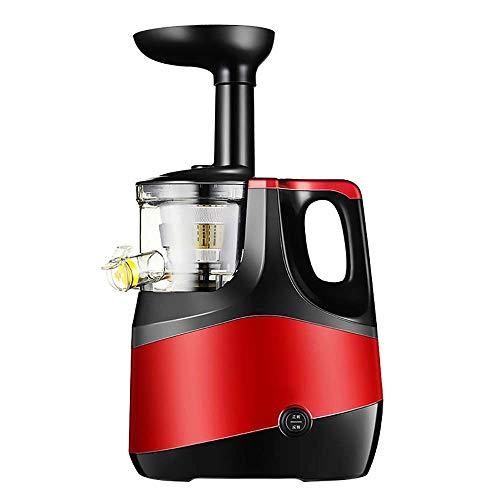 POST Entsafter, Langsam Kauen Entsafter umge, leicht zu reinigen, Silent-Motor, Cold Press Juicer, Geeignet for Gemüse und Obst, BPA frei