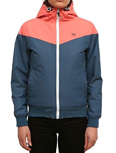 IRIEDAILY Sporty Spice Jacket [Steelblue]