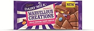 Cadbury Marvellous Creation Jelly Popping Candy Shells (2 x 180g)