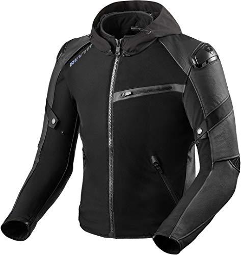 Revit Sport Jacket Target H2O Black, Size XXL | FJL112-0010-XXL