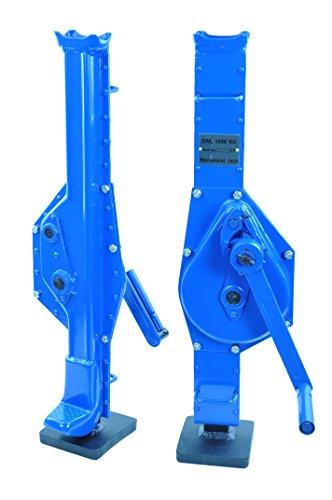 Pro-Lift-Montagetechnik 1,5t Stockwinde, min. Höhe am Fuß 60mm, SJNu, 00744