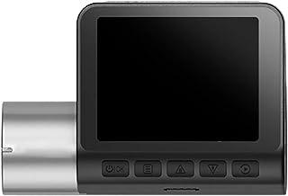 FAVOMOTO 1Pc Wifi Escondida Câmera Gravador Traço Cam Gravador de Condução Automóvel (Preto)