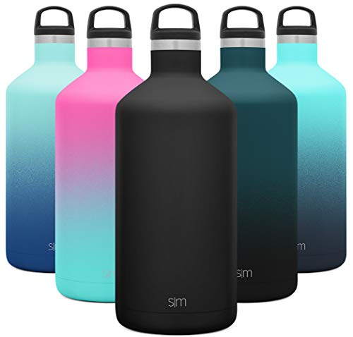 Botella Reutilizable marca Simple Modern