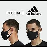 Adidas face cover (English Edition)