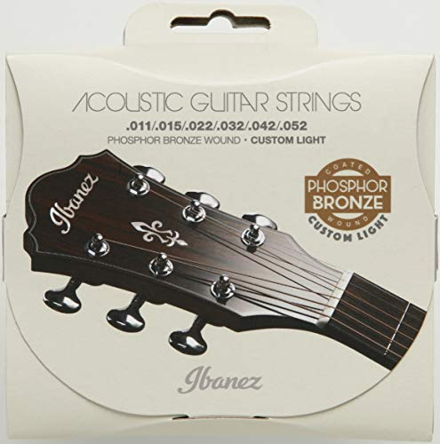 IBANEZ String Set phosphorus/bronze - .011-.052 (IACSP62C)