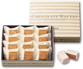 ロイズ チョコレートウエハース ティラミスクリーム12個入