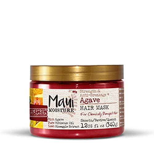 Maui Moisture Agave Hair Mask, 340 ml