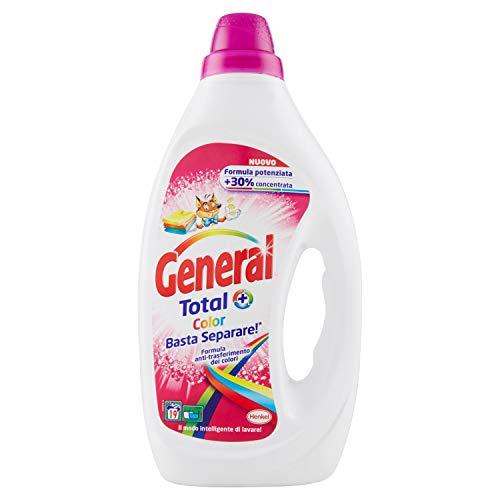 GENERAL COLOR BASTA SEPARARE Detersivi Lavatrice Liquidi 0.95lt Rp 19ct