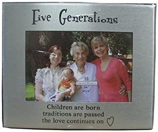 GANZ Five Generations Frame by Ganz