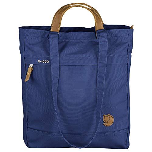 Fjällräven Damen Totepack No.1 Rucksack, Blau (Deep Azul), 45 Centimeters