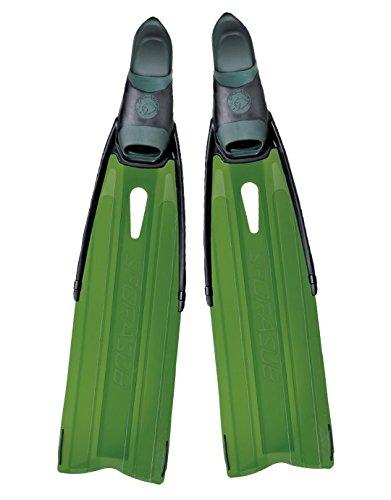 SPORA Spitfire Verde Fin, Bastone Unisex Adulto, Multicolore, 43-44