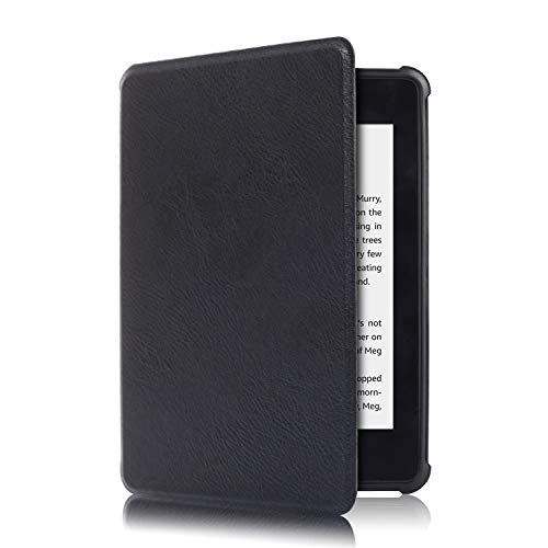XBE TPU Case for Kindle Paperwhite (10th Generation 2018 Release) with Magnetic Cover and Auto Sleep/Wake Function,Graffiti