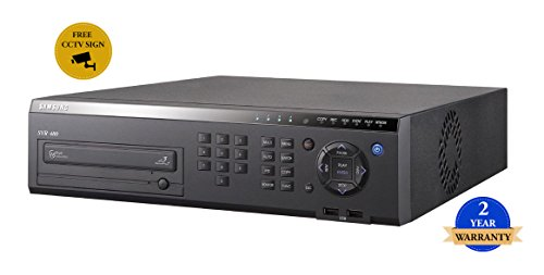 SS289 - SAMSUNG SVR-480 HIGH Performance 4 Kanal DVR CCTV D1 REAL TIME Recorder 320GB