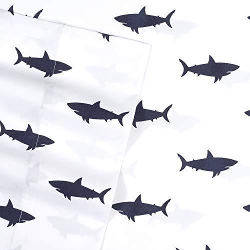 shark bed sheets full - 1