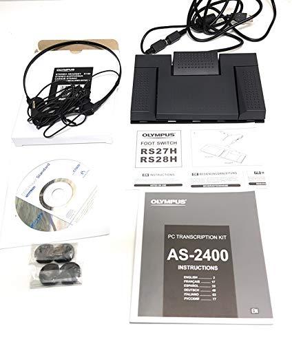 Olympus AS-2400 Profi-Transkriptions-Set